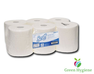 Hand Towel Scott 1 Ply