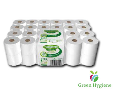 Toilet Paper - 2 Ply Twinsaver 0188 (SABS Approved)