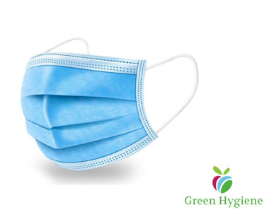 Face Masks - 3 Ply